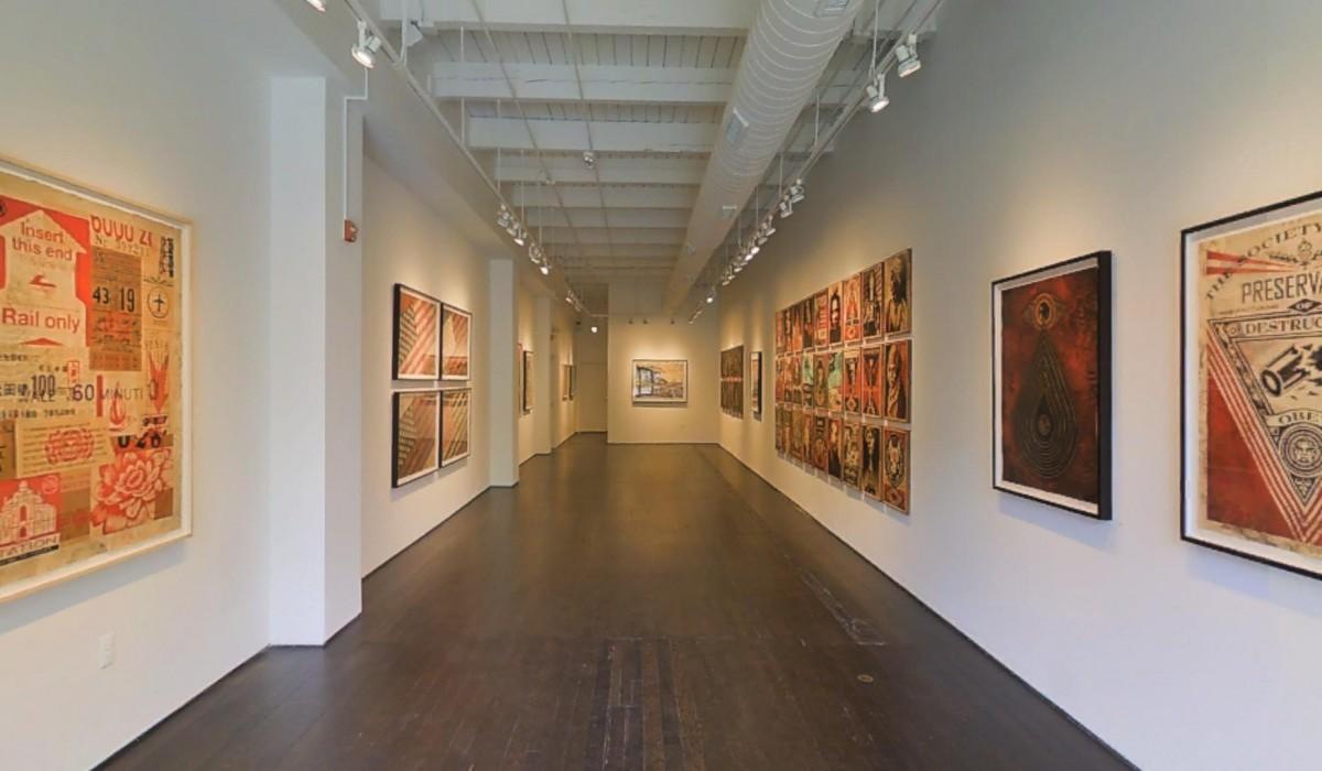 Shepard Fairey Gallery