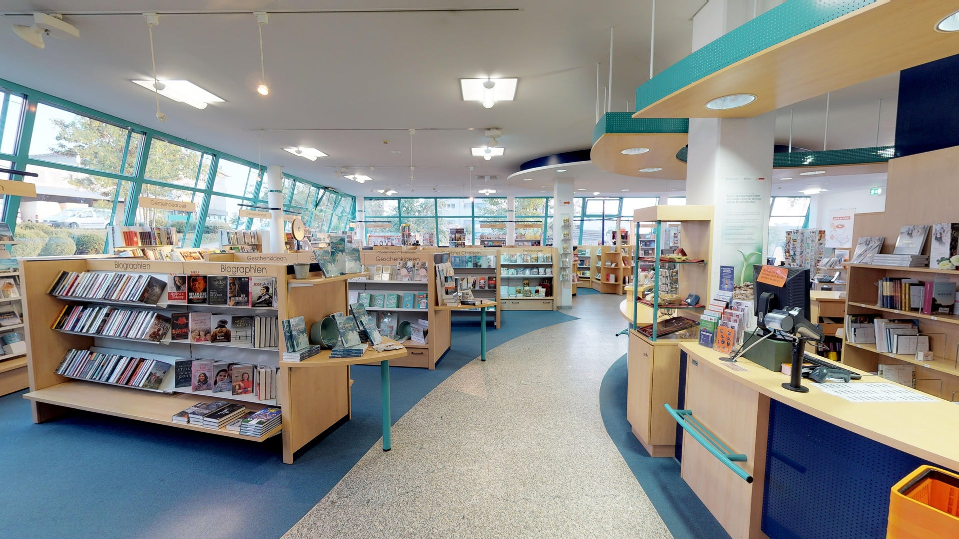 SCM Shop Hänssler Buchhandlung (Holzgerlingen)