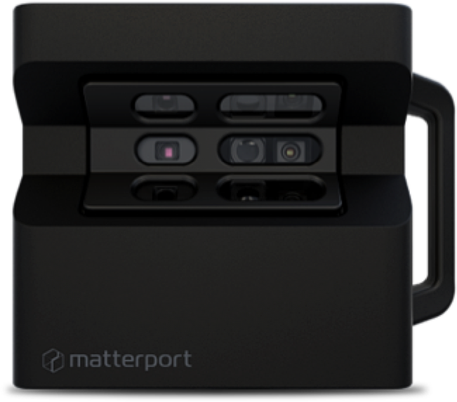 Matterport Pro2 3D Camera | 3D Scanner | Virtual Tours
