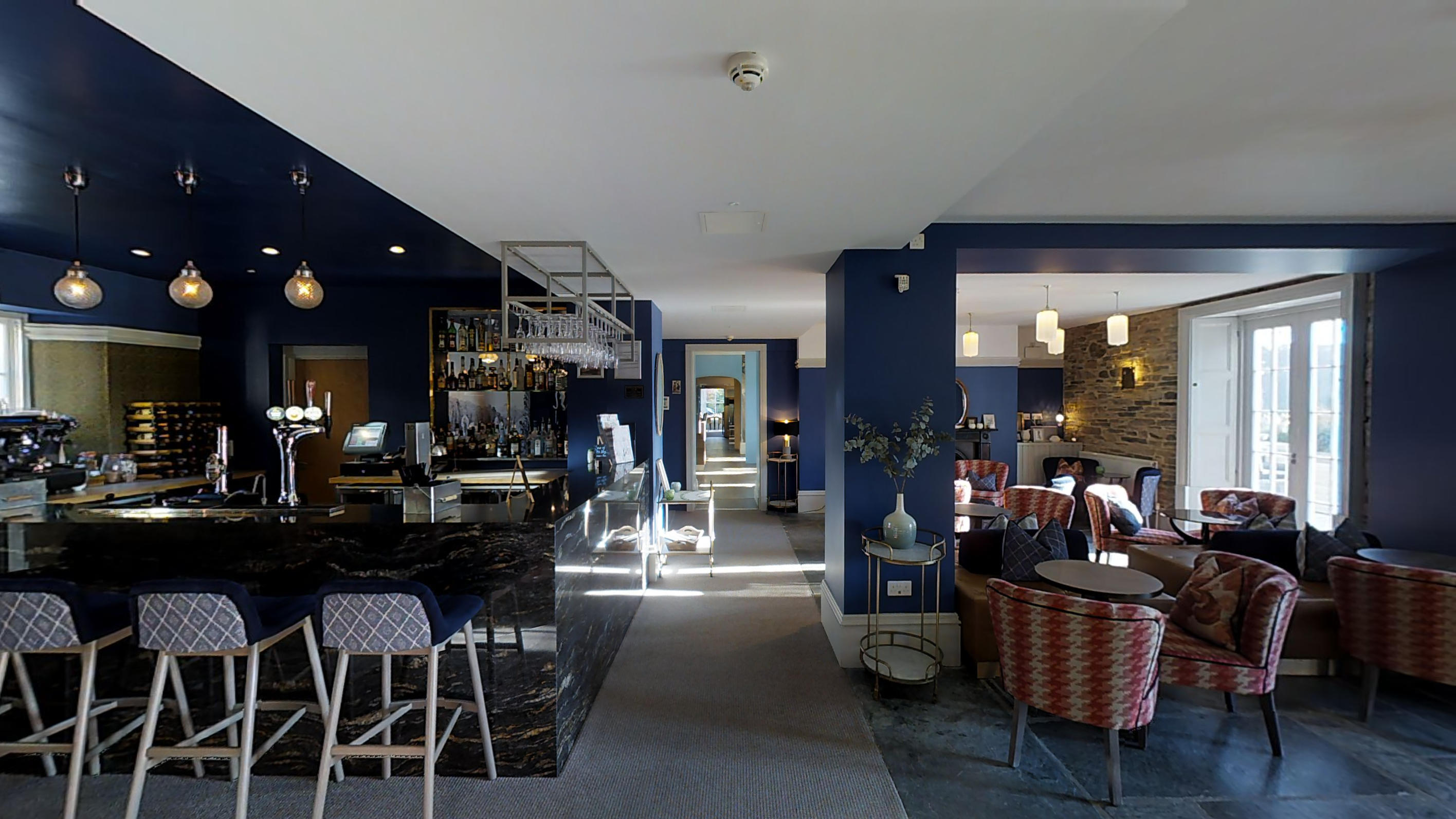 Cornwall Hotel Spa & Estate