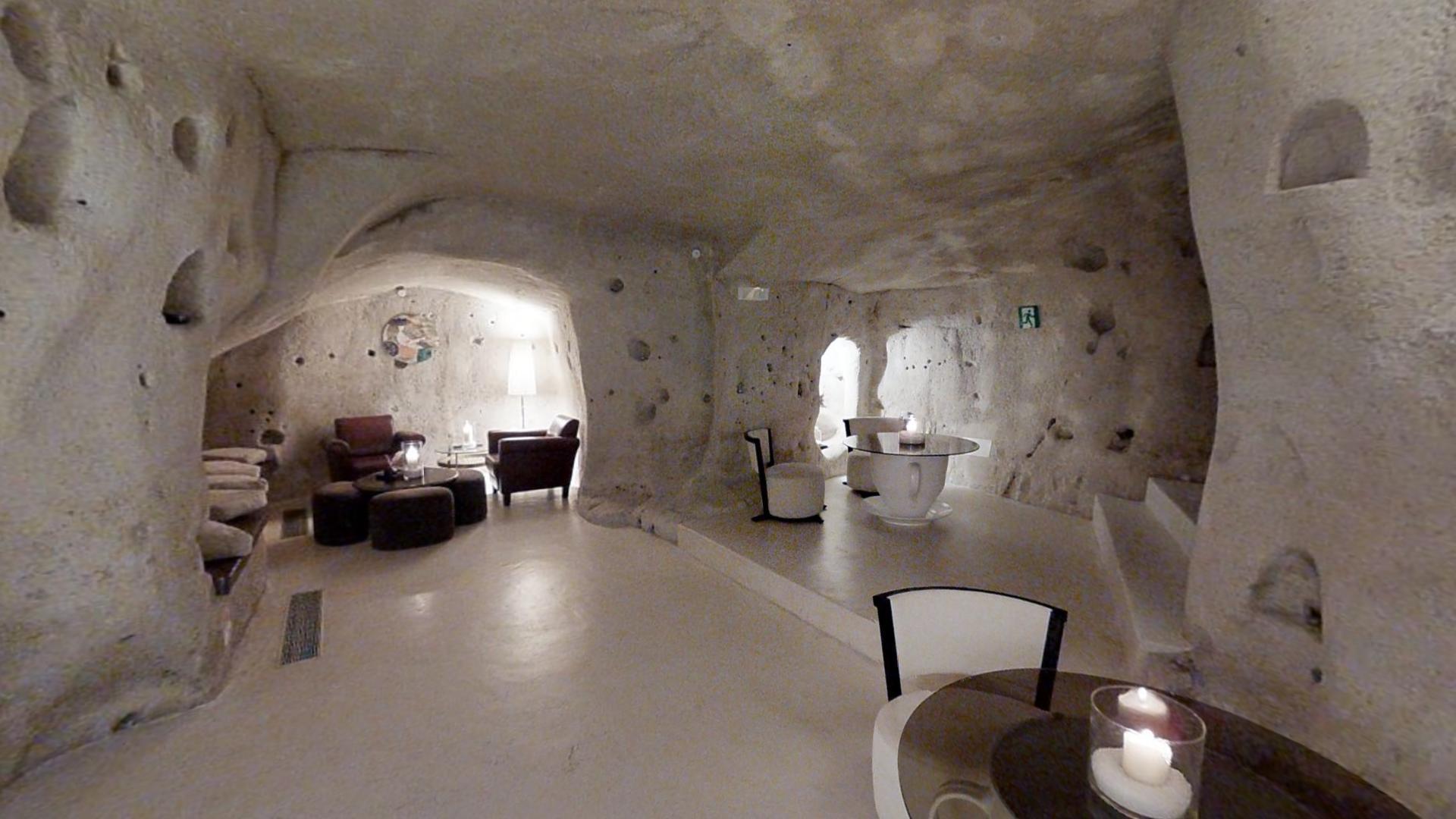 Terrace Lounge at Sant'Angelo Resort