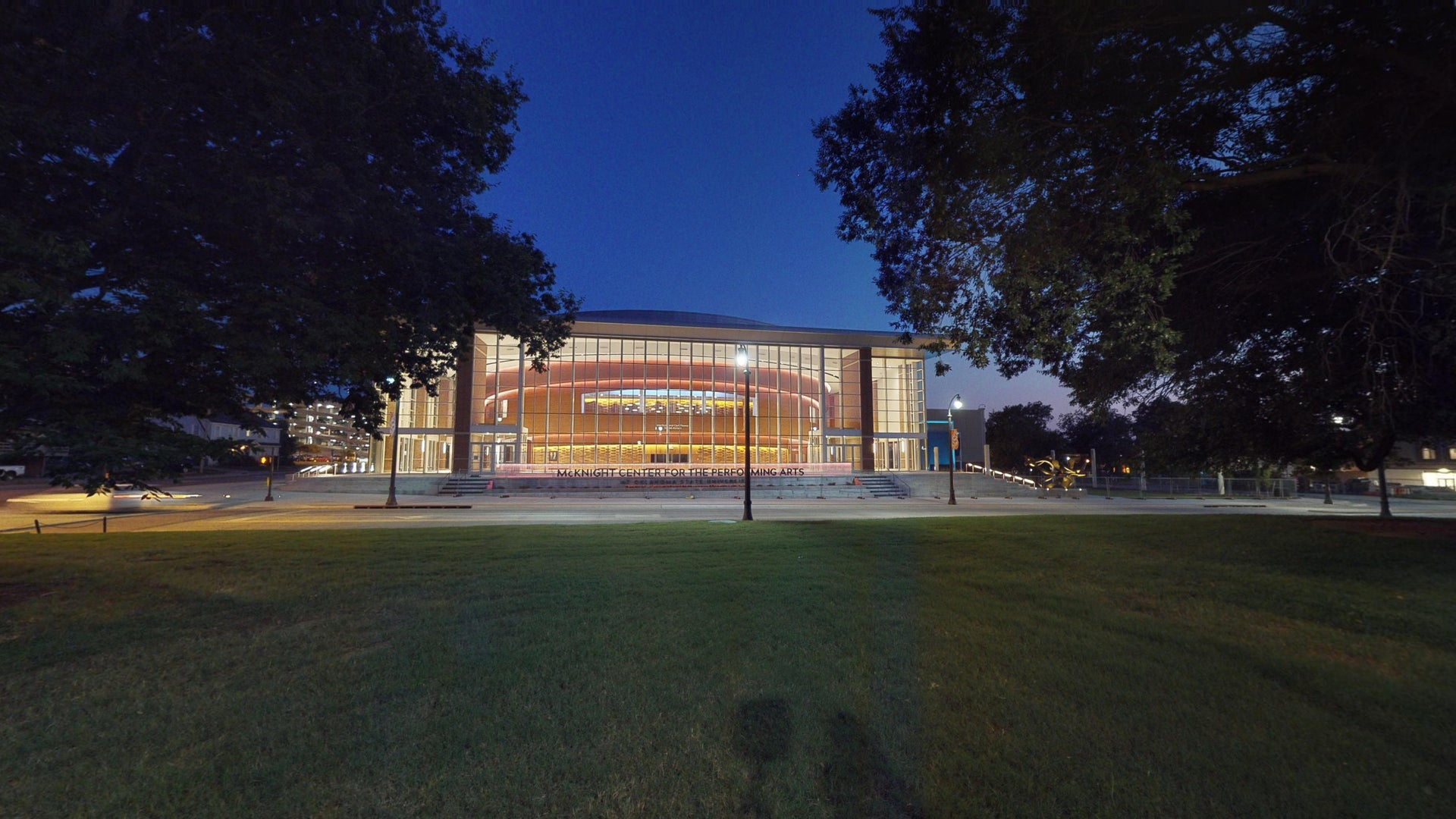 McKnight Center for the Performing Arts