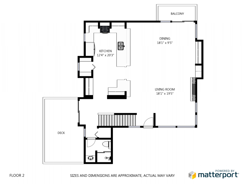 Schematic Floor Plan   Floor 2