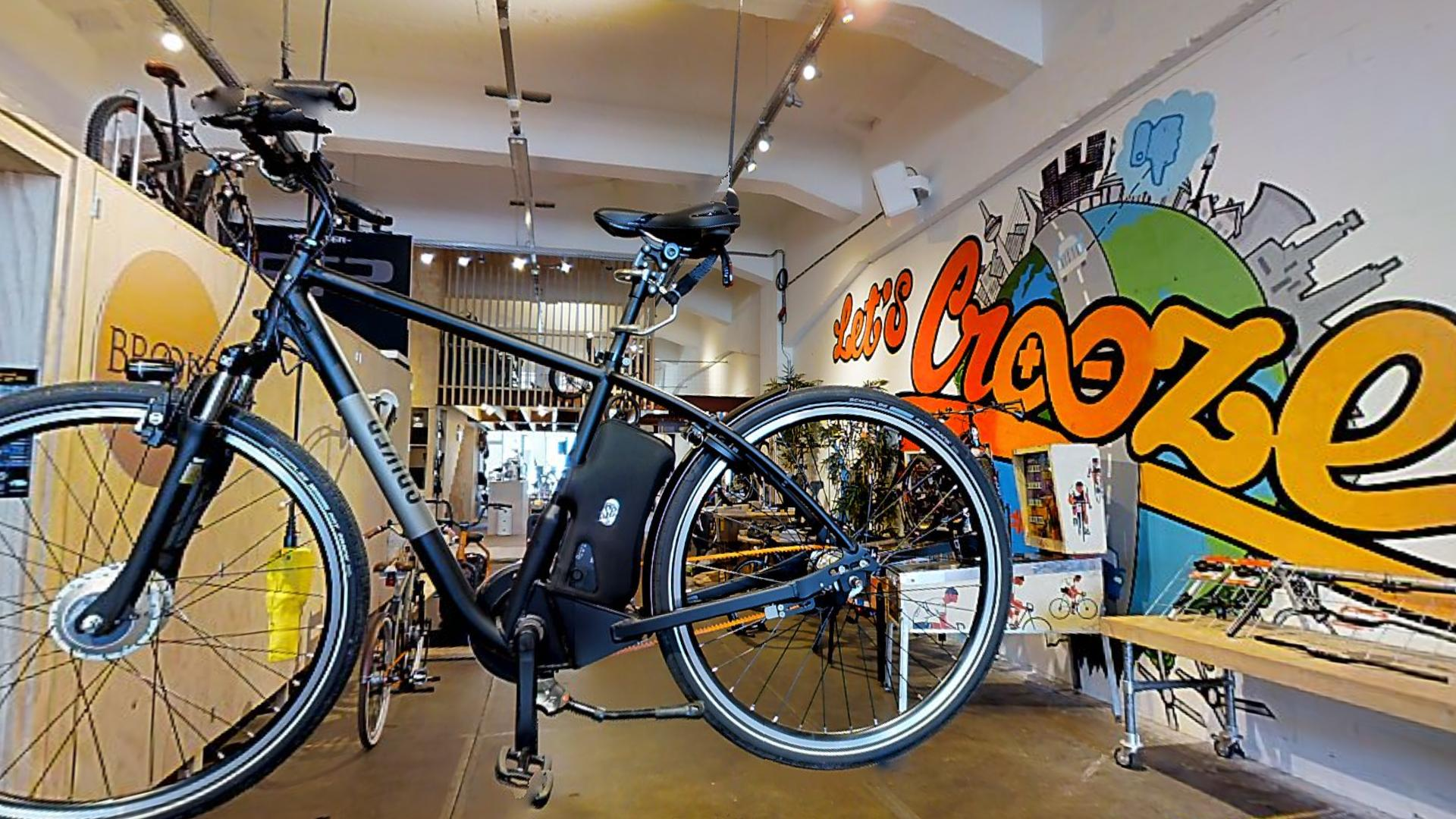 CROOZE Bike Shop