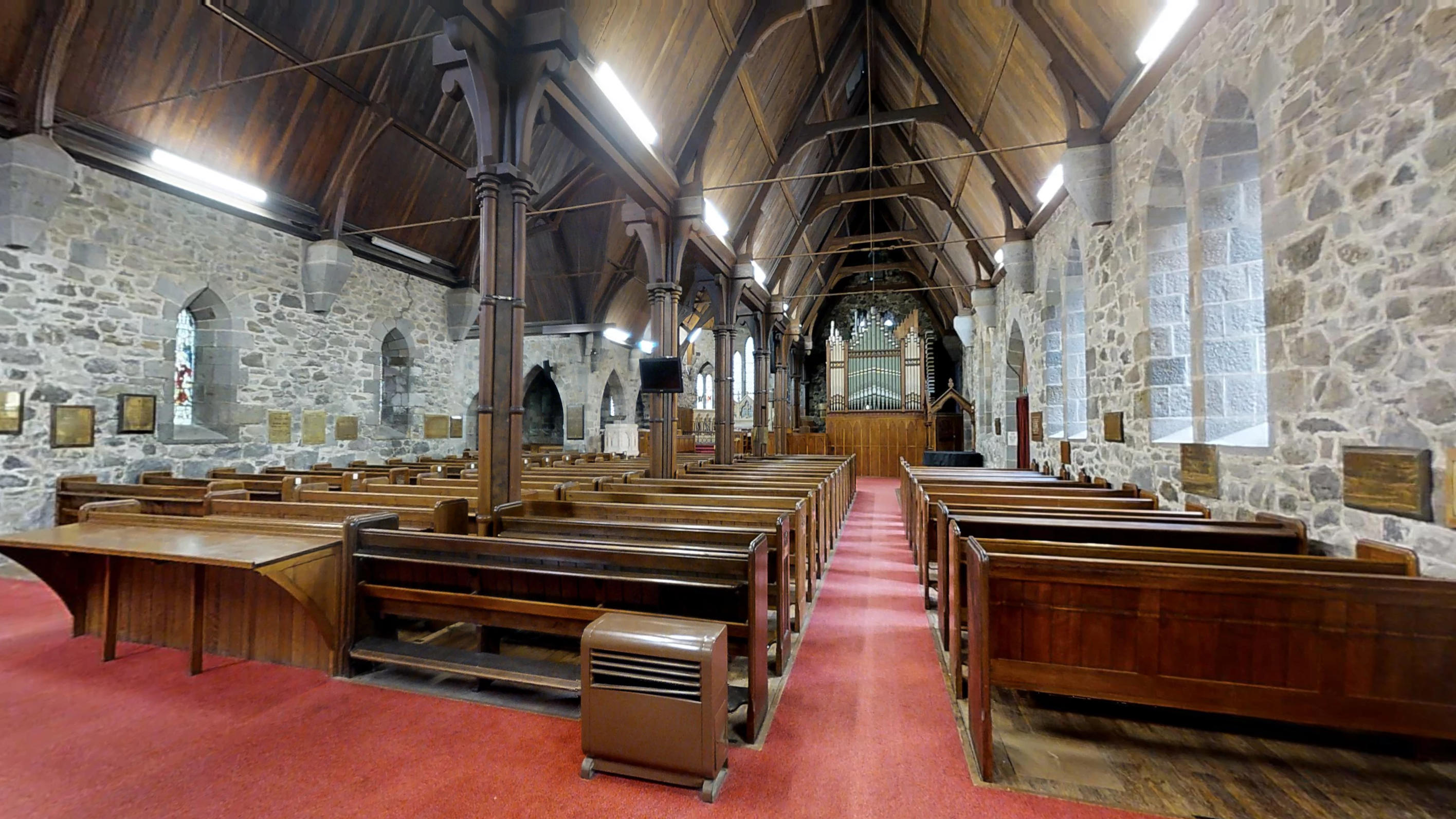 The Taranaki Cathedral Church of St. Mary