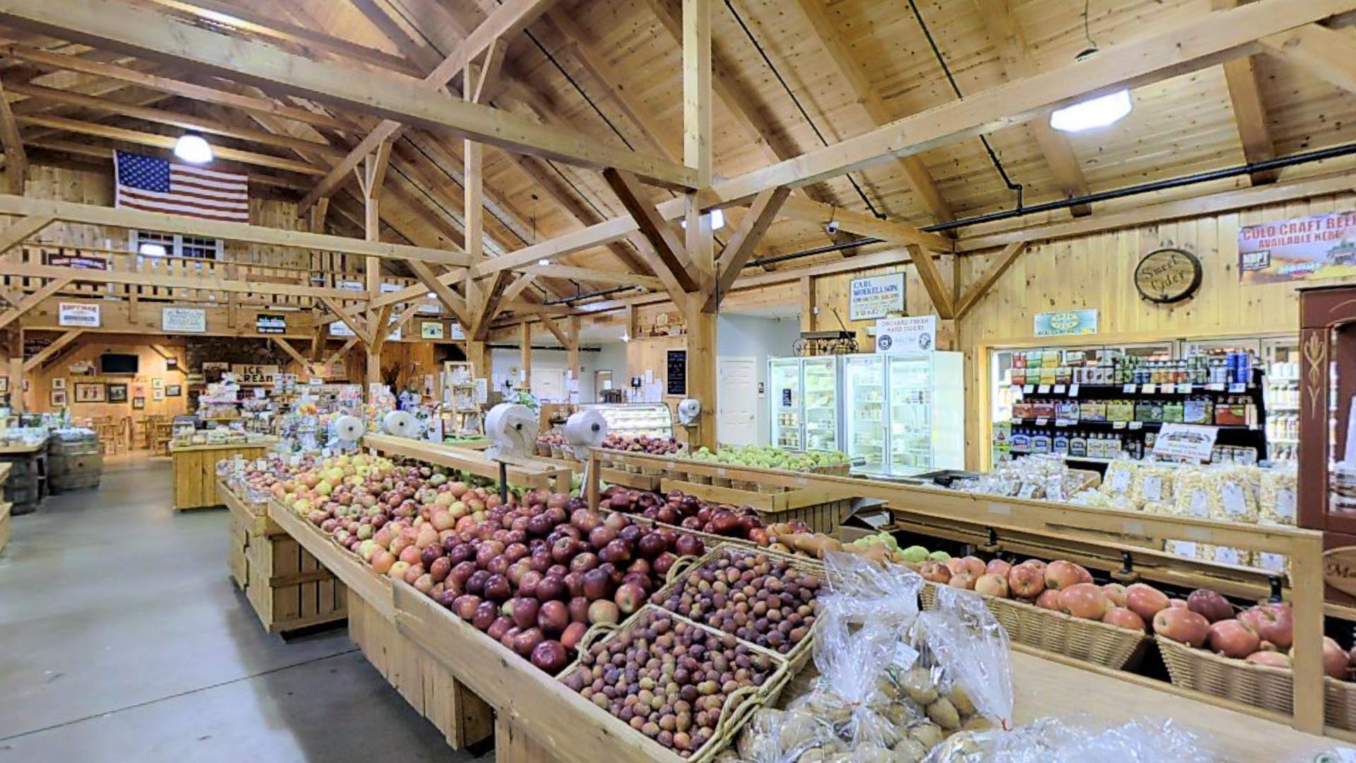 Mann Orchards Market