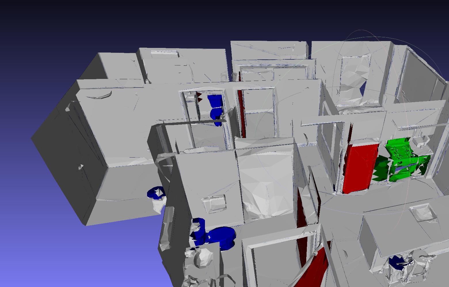 Announcing the Matterport3D Research Dataset - Matterport