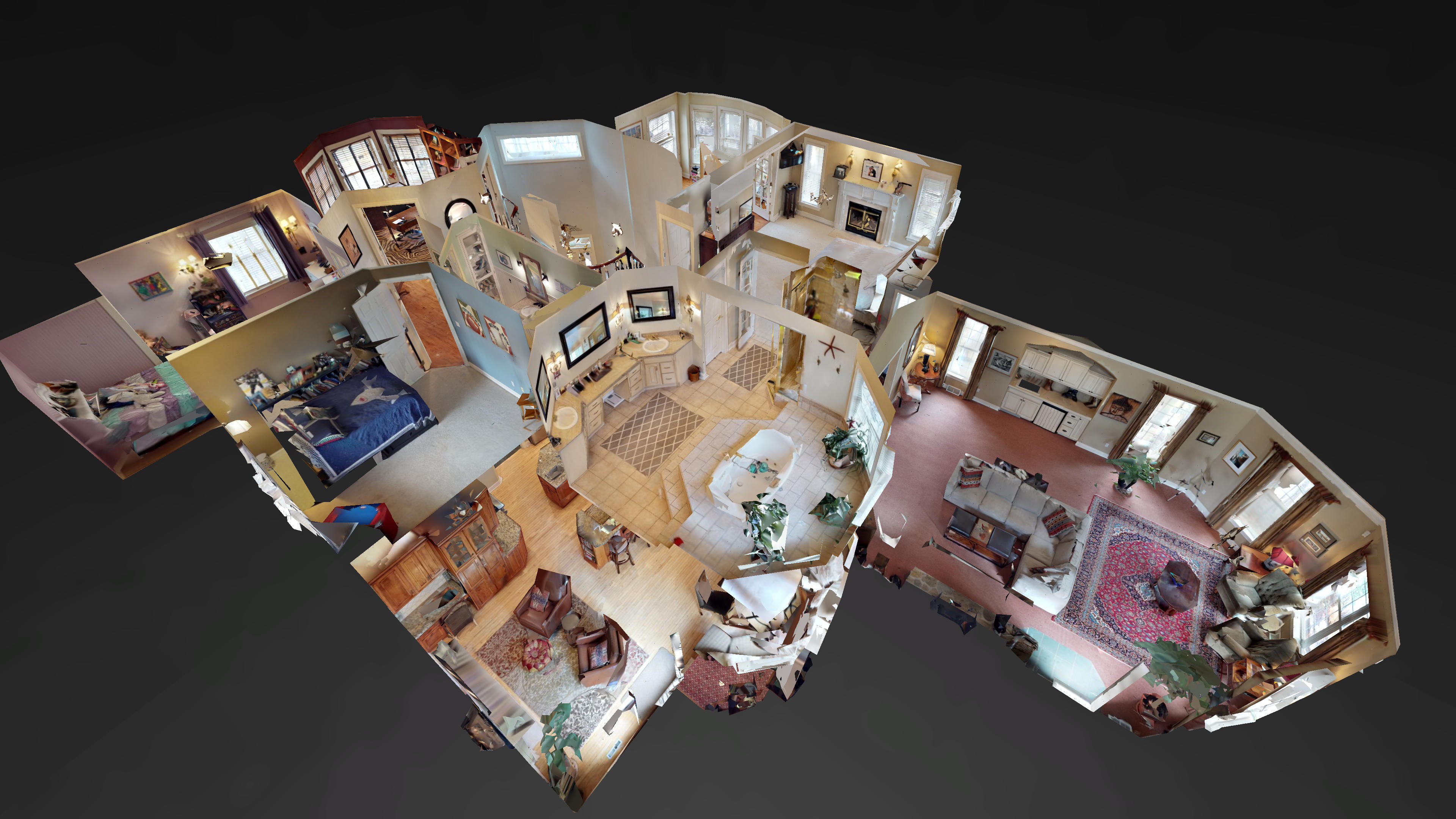 Check Out The Winners Of Matterport S Best True3d Dollhouse Contest