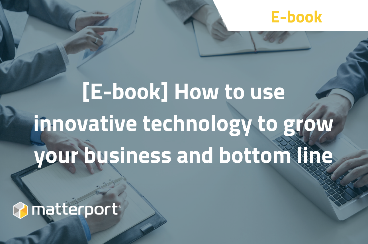 [ebook] Immersive photography:How to use innovative technology to grow your business and bottom line