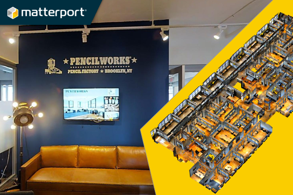 Pencilworks 3D walkthrough
